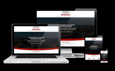 Vi har lanserat en ny hemsida!